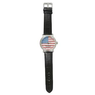 Relojes del arbolado - el americano orgulloso