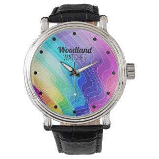 Relojes del arbolado - el cazador del arco iris