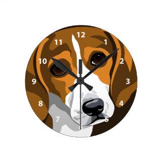 Relojes del beagle para los amantes del perro