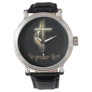 Relojes del cristiano de los hombres