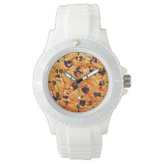 """Relojes del diseño de la """"galleta"""""""