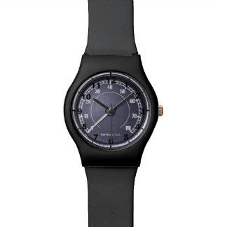 """""""Relojes del diseño del indicador de la RPM"""""""