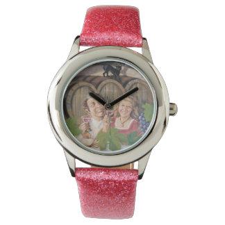 Relojes del lagar del vintage