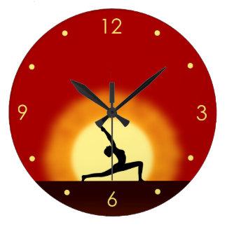 Relojes del personalizable de la silueta de la