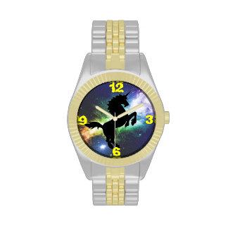 Relojes del personalizado del diseño de la fantasí