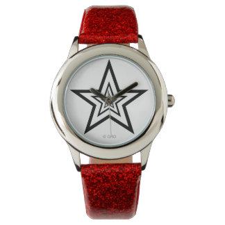 ¡Relojes del premio de la estrella!  ¡Por Relojes De Mano