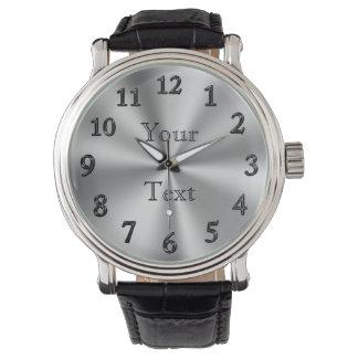 Relojes del reloj PERSONALIZADO/del GRAN número