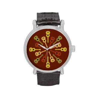 Relojes del UKULELE