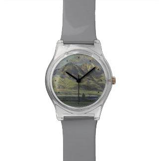 Relojes del viaje del vintage de Montana los E.E.U