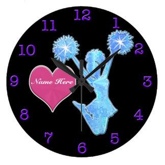 Relojes personalizados para animar la decoración d