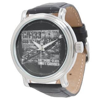 Relojes pesados de Toledo del crucero