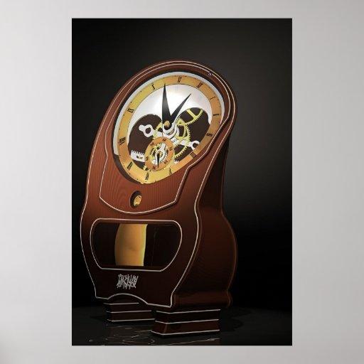 Relojes Poster