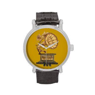Relojes punkyes del estilo del vapor del vintage