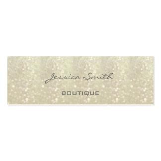 Reluciente de lujo moderno elegante profesional plantilla de tarjeta de negocio