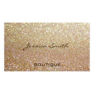 Reluciente elegante atractivo profesional tarjeta de visita