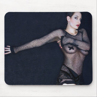 Reluctance - Self Portrait Mouse Pads