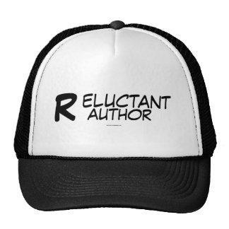 """Reluctant Author"" Cap Trucker Hat"