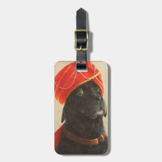 Reluctant Maharaja 2010 Luggage Tag