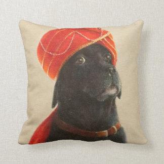 Reluctant Maharaja 2010 Pillow