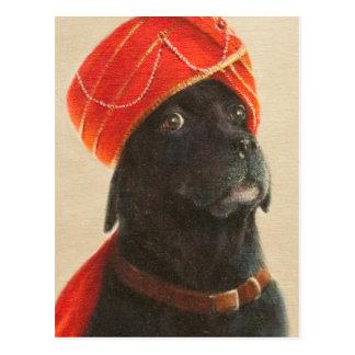 Reluctant Maharaja 2010 Postcard