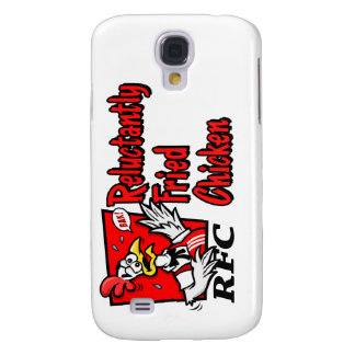 Reluctantly Fried Chicken Galaxy S4 Covers
