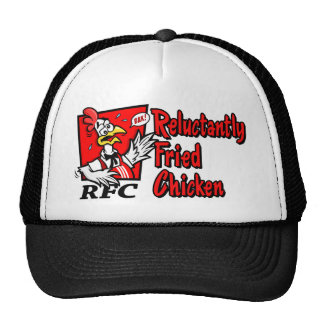Reluctantly Fried Chicken Hat