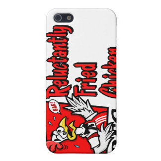 Reluctantly Fried Chicken iPhone 5 Cover