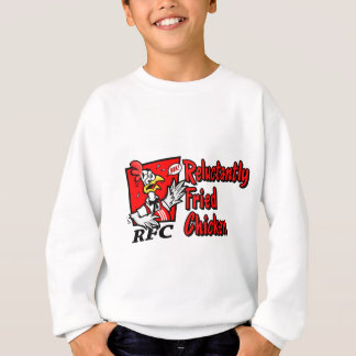 Reluctantly Fried Chicken Sweatshirt