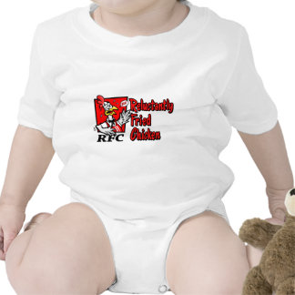 Reluctantly Fried Chicken Tee Shirt