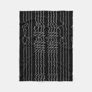 REM Sleep Wave Fleece Blanket