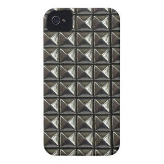 remaches de pirámide Case-Mate iPhone 4 protector