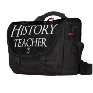 Remain Calm I'm A History Teacher Bags For Laptop