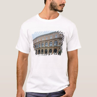 Remaining wing of a monastery, now the Academy of T-Shirt