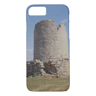Remains of a Tower from the city of 'Uxama Argelae iPhone 7 Case