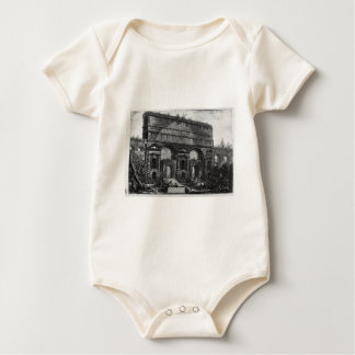 Remains of aqueducts Neroniani by Giovanni Baby Bodysuit