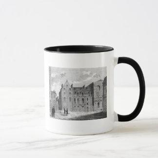 Remains of the Montaigu College, c.1850 Mug