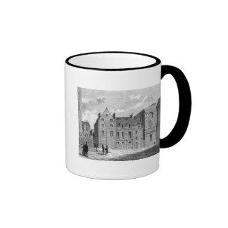 Remains of the Montaigu College, c.1850 Coffee Mug