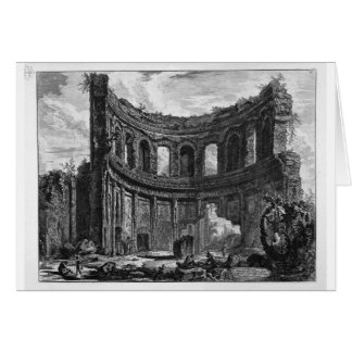 Remains of the Temple of Apollo said in Hadrian`s Card