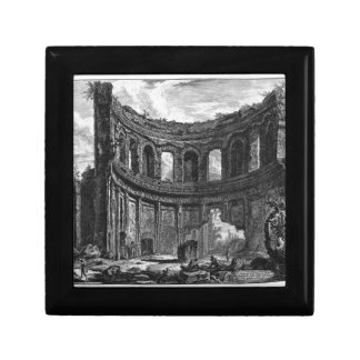 Remains of the Temple of Apollo said in Hadrian`s Gift Box