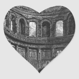 Remains of the Temple of Apollo said in Hadrian`s Heart Sticker