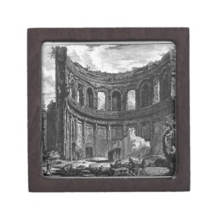 Remains of the Temple of Apollo said in Hadrian`s Keepsake Box