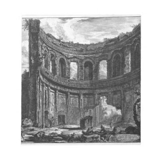 Remains of the Temple of Apollo said in Hadrian`s Notepad