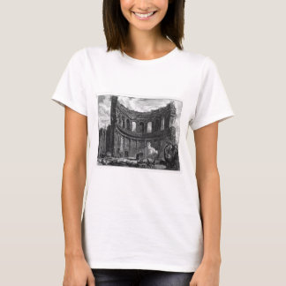 Remains of the Temple of Apollo said in Hadrian`s T-Shirt