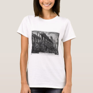 Remains of the Temple of Neptune`s cell Giovanni T-Shirt