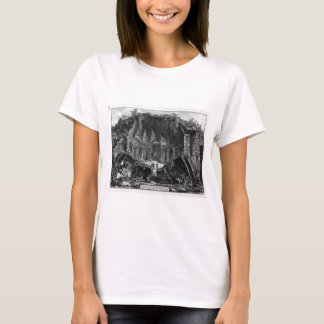 Remains of the Temple of the God Canopus in Hadria T-Shirt