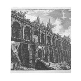 Remains of the Villa of Maecenas at Tivoli Notepad