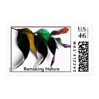 Remaking Nature, Remaking Nature Stamp