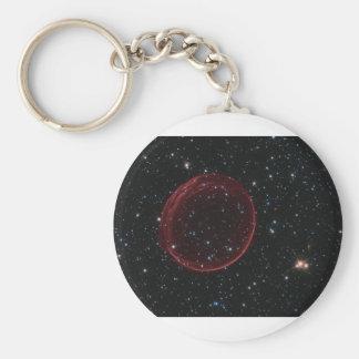 Remanente de la supernova llavero