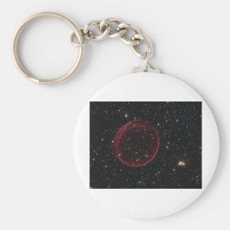 Remanente de la supernova llaveros
