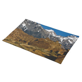 REMARKABLE HIGH DESERT ROCK FORMATION PLACEMATS